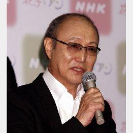 いまや大御所俳優(C)日刊ゲンダイ
