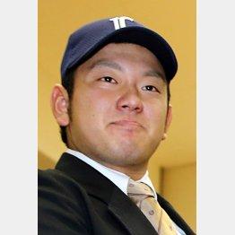 来年は正捕手!?/(C)日刊ゲンダイ