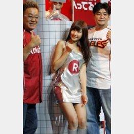 業界大手のホリプロ所属/(C)日刊ゲンダイ