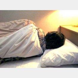 健康には睡眠が一番/(C)日刊ゲンダイ