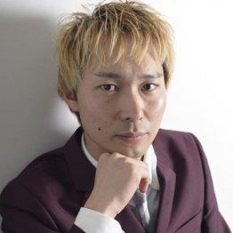 双葉社賞を受賞した滝沢秀一/(C)太田プロ