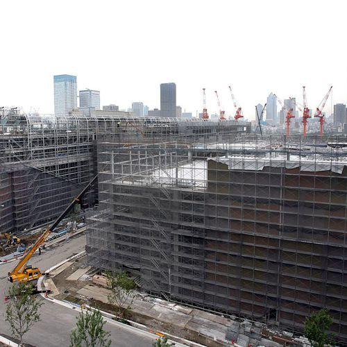 建設現場は人手不足(写真はイメージ) /(C)日刊ゲンダイ