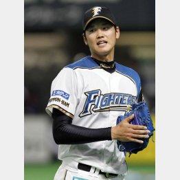最速158キロ/(C)日刊ゲンダイ