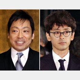 Wヘッダー常連/(C)日刊ゲンダイ
