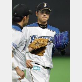たった79球で降板/(C)日刊ゲンダイ