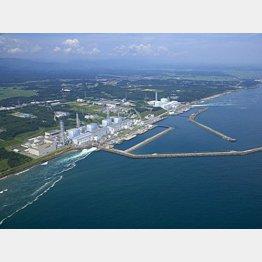 海水の放射性物質濃度は今も高いまま/(原子力規制委員会HPより)