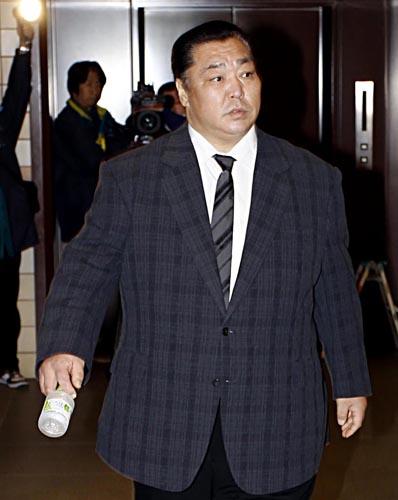 北の湖理事長/(C)日刊ゲンダイ