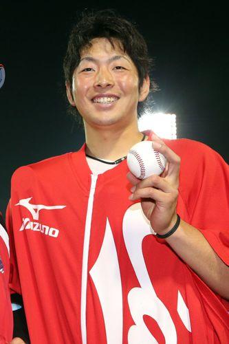 大瀬良は先発投手部門で現在1位/(C)日刊ゲンダイ