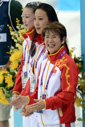 北京五輪で中国のメダル獲得に貢献/JMPA