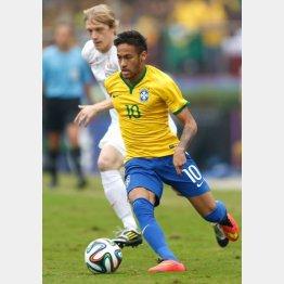ブラジル戦は必見/(C)AP