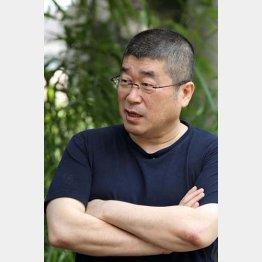 東京外語大教授の伊勢崎賢治氏/(C)日刊ゲンダイ