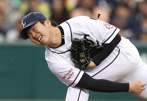 投手陣の次期リーダー/(C)日刊ゲンダイ