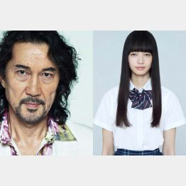 壮絶な親娘を演じる役所と小松/(C)2014「渇き。」製作委員会
