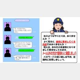 大阪府警HPから