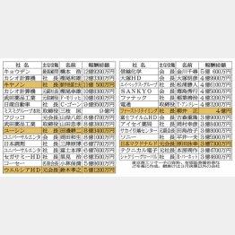 高給取りが過去最高/(C)日刊ゲンダイ