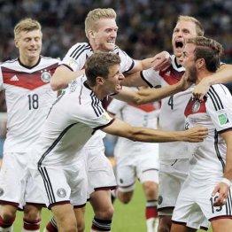 威信復活のドイツ 「欧州選手権」「ロシアW杯」連覇もあるか