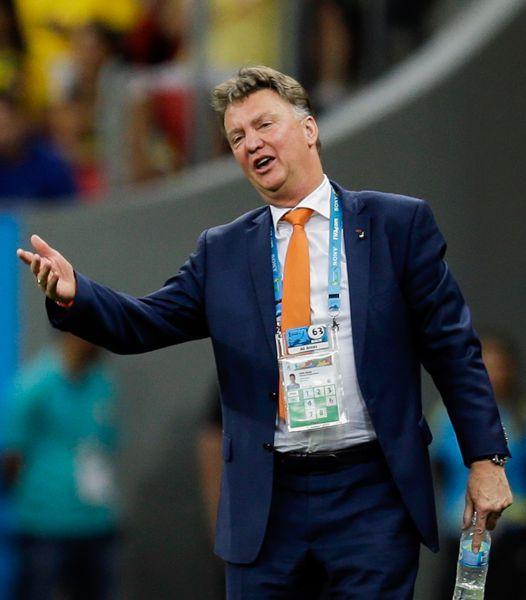 「オランダ史上最高の監督」の評価/(C)AP