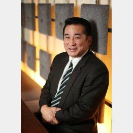 新進党から立候補して代議士にもなった/(C)日刊ゲンダイ