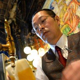 生ビール1杯6秒足らず 「サッポロライオン」達人のスゴ技
