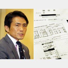 セクハラやじの鈴木都議も怪しい支出/(C)日刊ゲンダイ