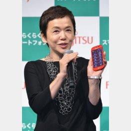 第2のアナ雪?/(C)日刊ゲンダイ