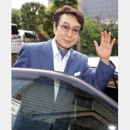 76歳でこの若さ!/(C)日刊ゲンダイ