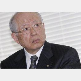 ノーベル賞を受賞した権威/(C)日刊ゲンダイ
