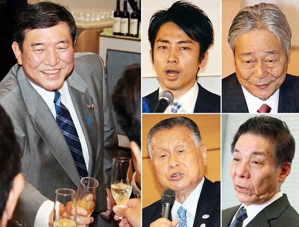 安倍首相にうんざり/(C)日刊ゲンダイ