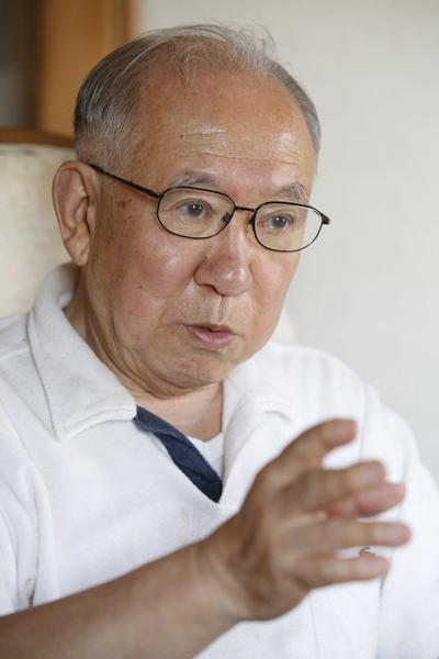 「尖閣諸島は棚上げしかない」/(C)日刊ゲンダイ