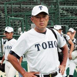 東邦・森田監督が語る「選手争奪戦」「強豪校監督逮捕」