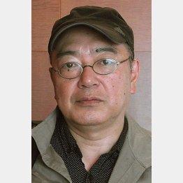 著者の山村基毅氏/(C)日刊ゲンダイ