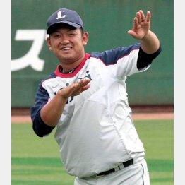 正捕手には「待った」/(C)日刊ゲンダイ