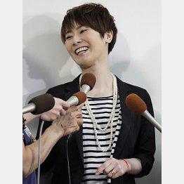 大酒飲みの遠野なぎこ/(C)日刊ゲンダイ
