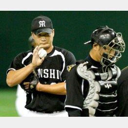 「石直球」が冴えず救援失敗/(C)日刊ゲンダイ