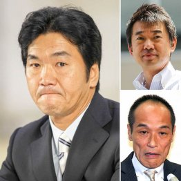 「2000%」と東国原氏、橋下氏は「2万%」/(C)日刊ゲンダイ
