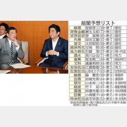 石破氏は安保担当相以外で入閣受諾/(C)日刊ゲンダイ