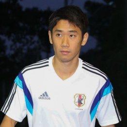 ブラジルW杯でも不調だった (C)真野慎也/JMPA