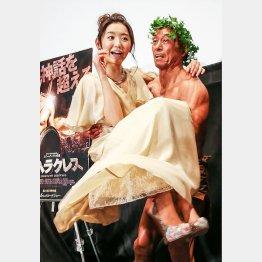 マッチョがお好き/(C)日刊ゲンダイ