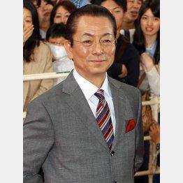 ドラマ「相棒」で三つボタンの高級スーツ/(C)日刊ゲンダイ