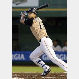 すでに今季10本塁打を達成/(C)日刊ゲンダイ