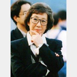 97年日本シリーズでの姿/(C)日刊ゲンダイ