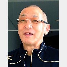 昨オフは8億円カットした落合GM/(C)日刊ゲンダイ