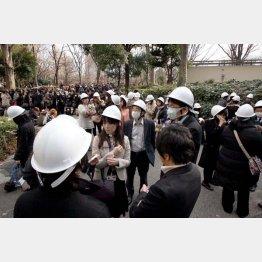3・11(写真)以降地震活動は活発化している/(C)日刊ゲンダイ