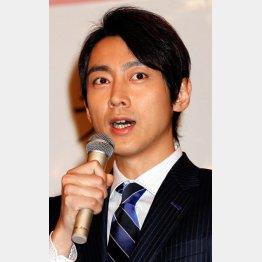 俳優株が急上昇/(C)日刊ゲンダイ