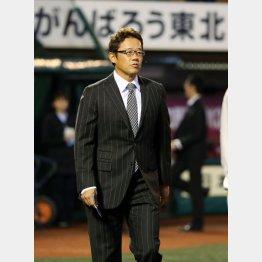 楽天の球界参入時にも深く関係/(C)日刊ゲンダイ