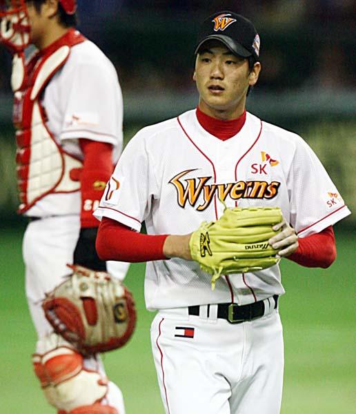 韓国を代表する左腕/(C)日刊ゲンダイ