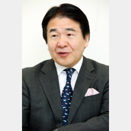 竹中平蔵パソナ会長/(C)日刊ゲンダイ