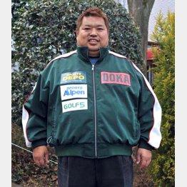 2010年、インタビュー当時の香川氏/(C)日刊ゲンダイ