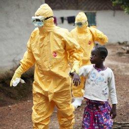 リベリアを中心に死者は3000人を超えた/(C)AP