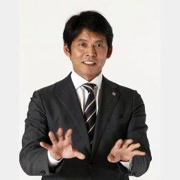 「企業戦士」初挑戦/(C)日刊ゲンダイ